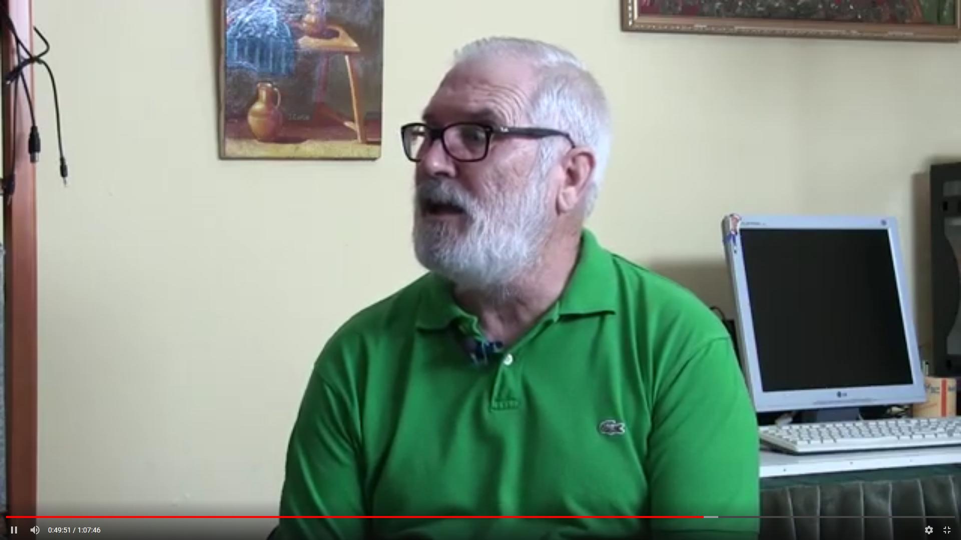 Nuesta Gente – Julio Cortés